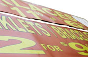 CarVa Signs - CarVa Signs high quality custom signs, banners, stickers, decals and more!